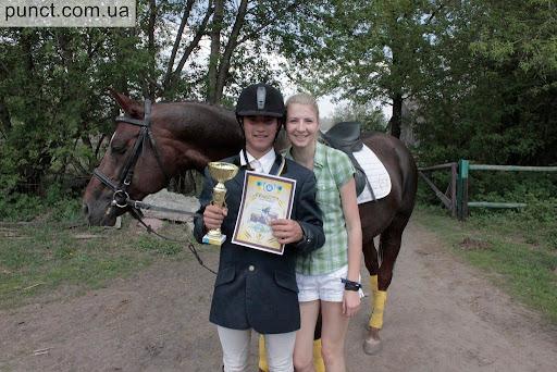 Чемпіонат області з кінного спорту 27